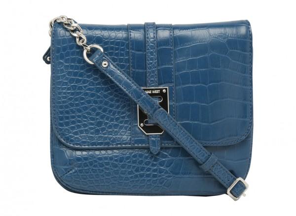 Gleam Team Blue Cross Body Bag-NW60424769