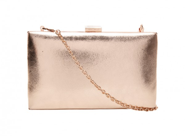 Collec Isma Gold Clutches
