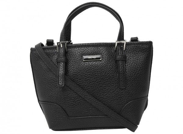 Dressed To Quilt Black Shoulder Bags & Totes-NW60430056