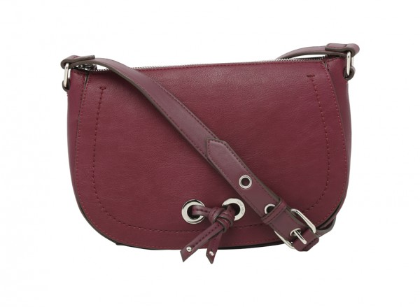 Bohemian Beltway Maroon Cross Body Bag