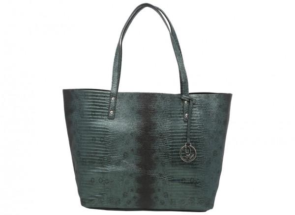 Darya Green Shoulder Bags & Totes