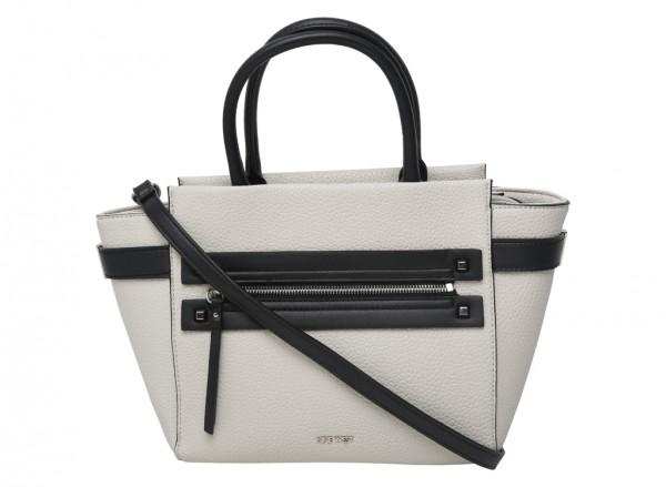 Get Poppin Beige Satchels & Handheld Bags