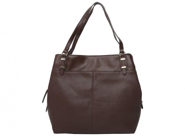 Tying Up Loose Ends Brown Cross Body Bag