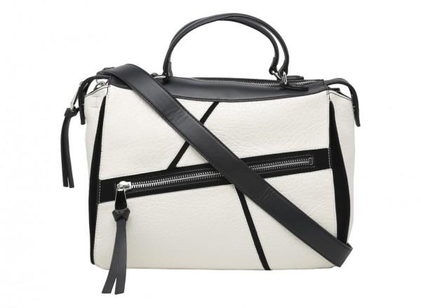 Underwraps White Satchels & Handheld Bags