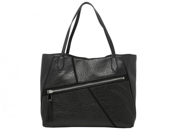 Underwraps Black Shoulder Bags & Totes