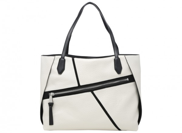 Underwraps White Shoulder Bags & Totes