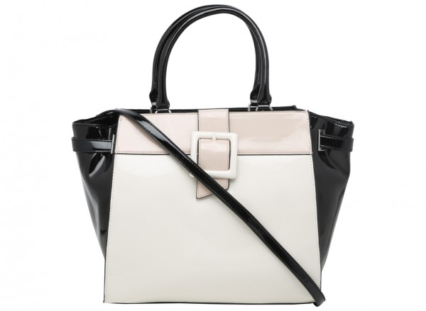 Finian Off White Satchels & Handheld Bags-NW60433424