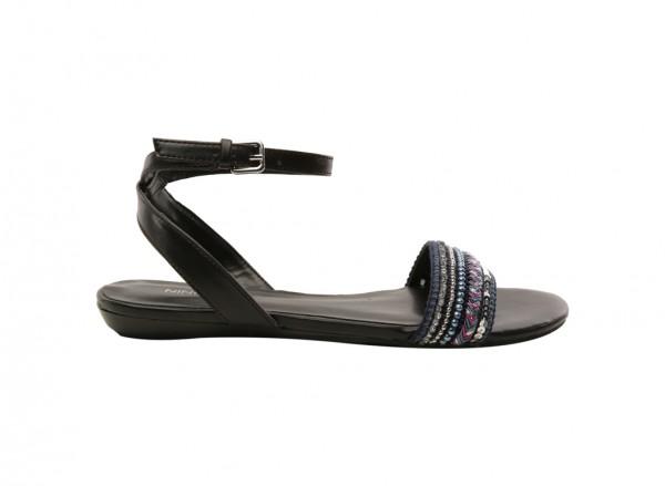 Adobo Black Flats