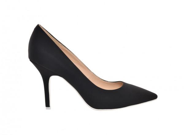 Nw7Tallon3 Black High Heel