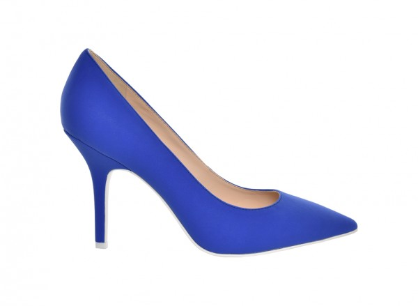 Nw7Tallon3 Blue High Heel