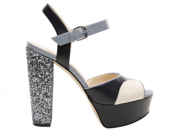 Calliah Multi High Heel
