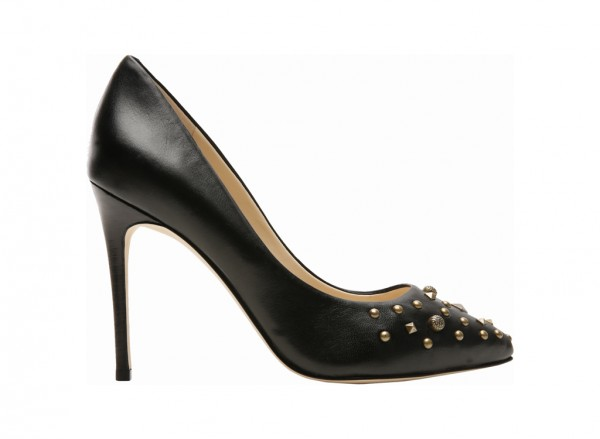 Elenah Black Pumps