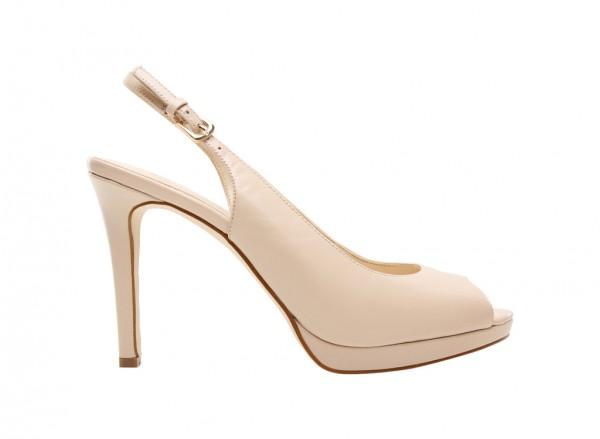 Emilyna Pink High Heel