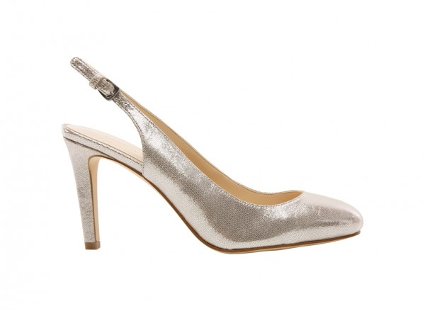 Nwholiday Silver High Heel