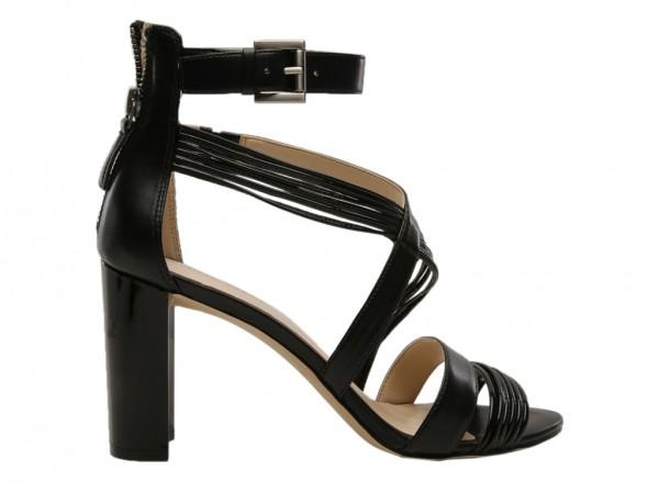 Norita Black High Heel
