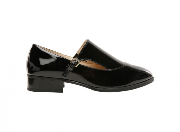 Nyessa Black Pumps