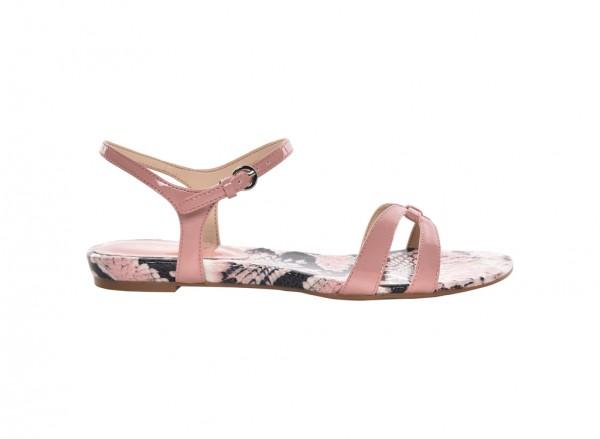 Nwodonna3 Pink Flats