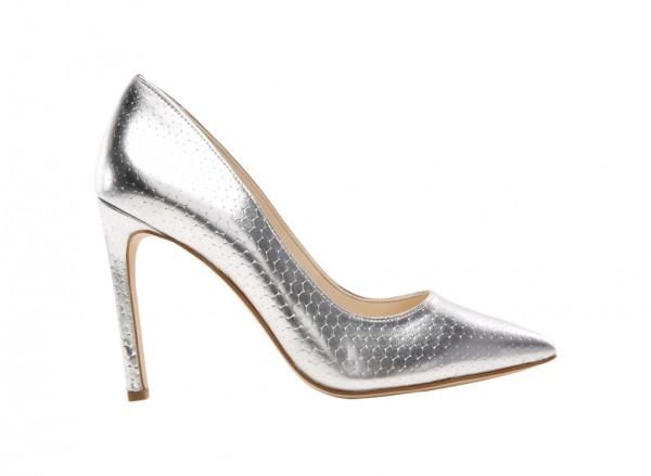Nwtatiana Silver High Heel