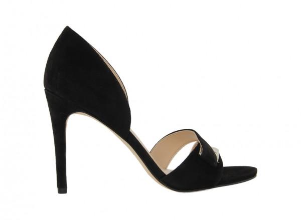 Nwugotta Black High Heel