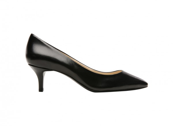 Xeena Black Pumps