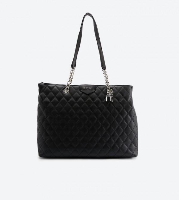 حقيبة يد إيزابيلا إليت بلون أسود