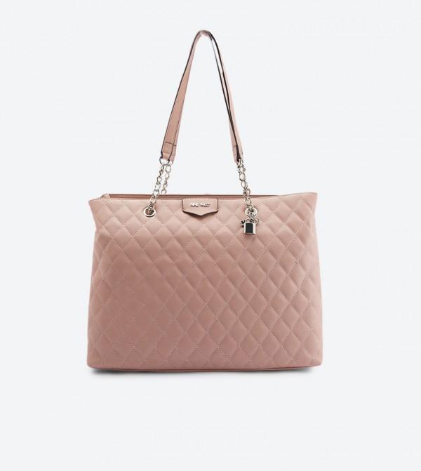 حقيبة يد إيزابيلا إليت بلون زهري