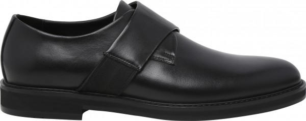 Black Slip-Ons-PM1-55180091