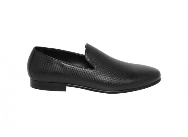 حذاء سهل اللبس أسود
