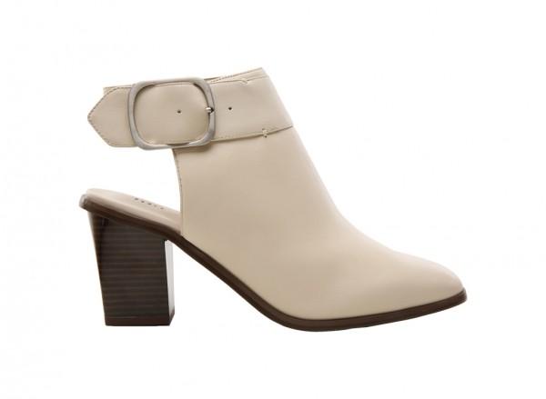 Cream Boot