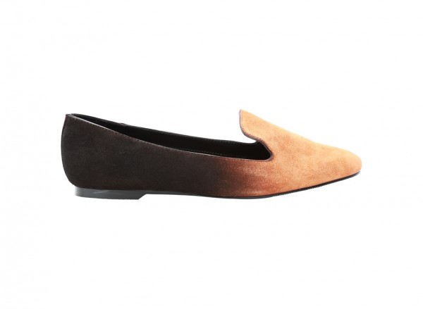 Brown Slip On