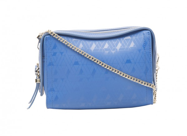 Blue Shoulder Bags & Totes