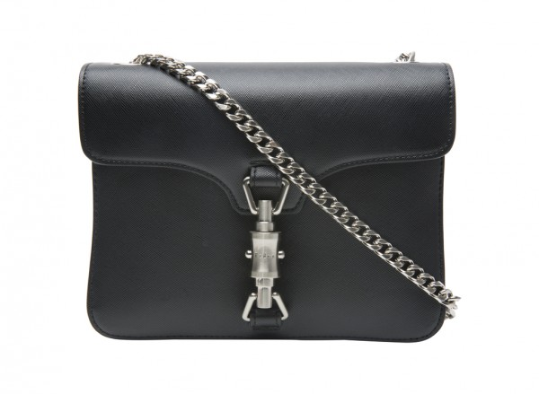Black Shoulder Bags & Totes-PW2-76100043
