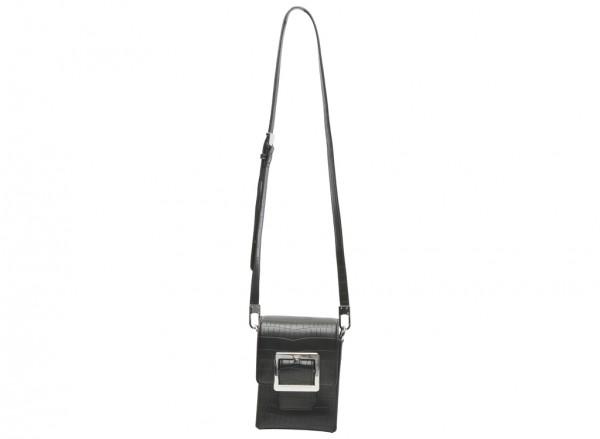 Black Shoulder Bags & Totes-PW2-76100047