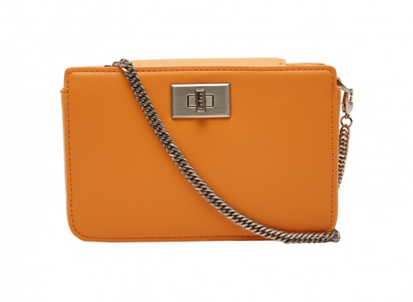Orange Shoulder Bags-PW4-46080007