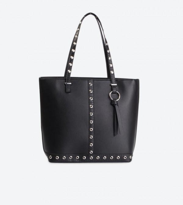 حقيبة يد بلون أسود