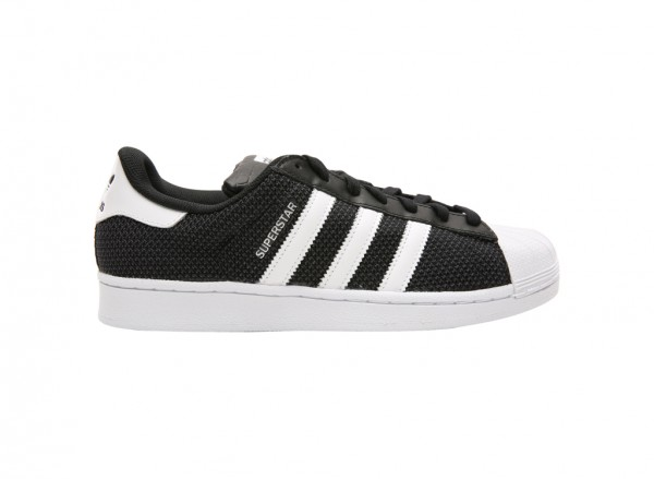 Superstar Black Sneakers & Athletics