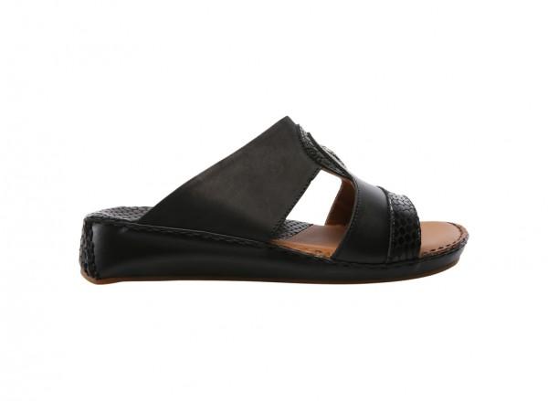 Black Sandals-SG259011