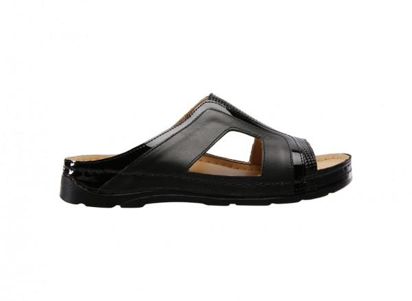 Black Sandals-SG7114