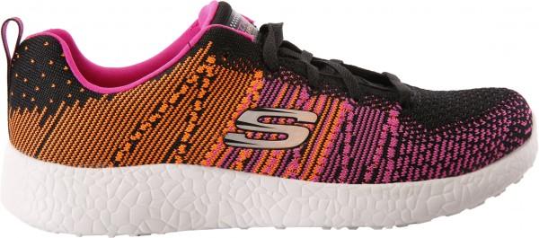 حذاء بيرست إيلبس رياضي لون أسود وزهري
