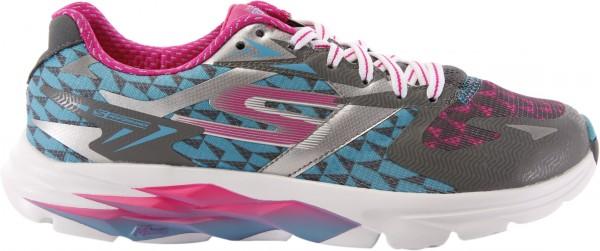 حذاء غو رن رايد لون أزرق وزهري