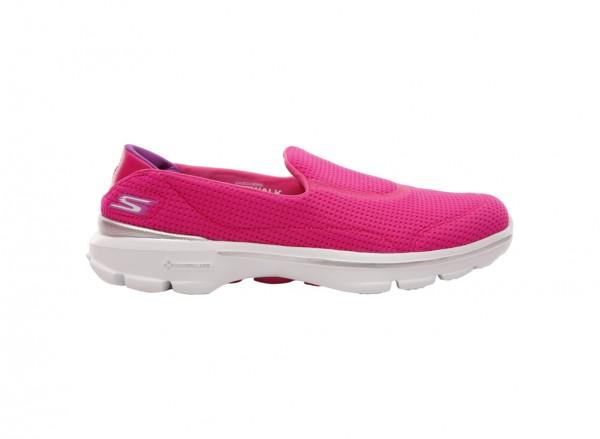 حذاء غو ووك 3 انفولد لون فوشي