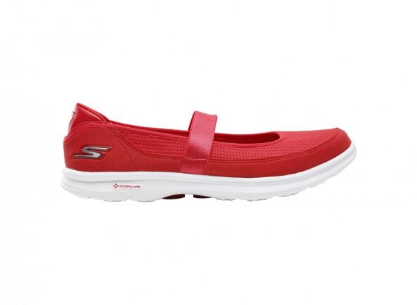حذاء غو ستيب لون أحمر