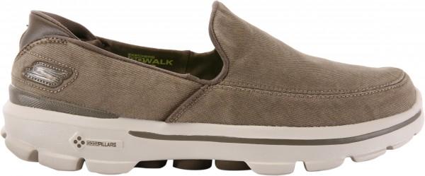 حذاء غو ووك 3 لون كاكي