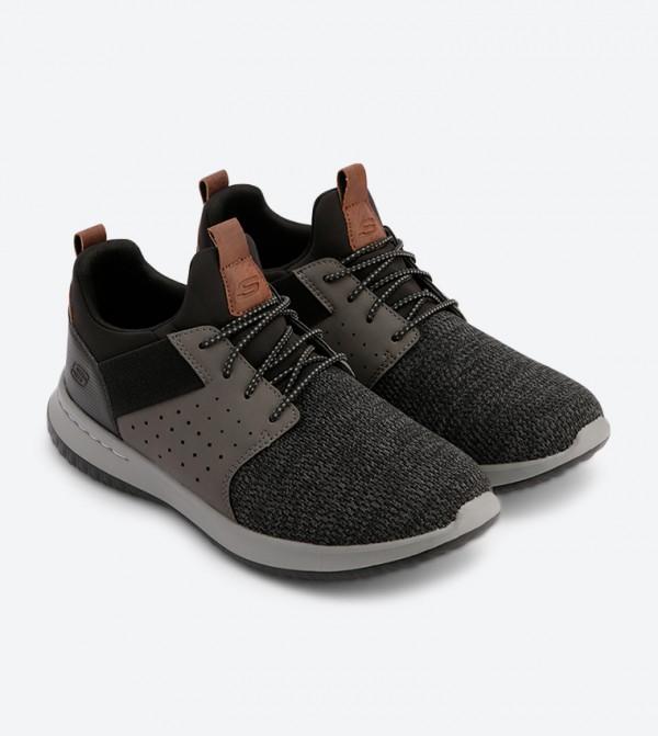 Delson Camben Sneakers Black SK65474W BKGY SK65474W BKGY