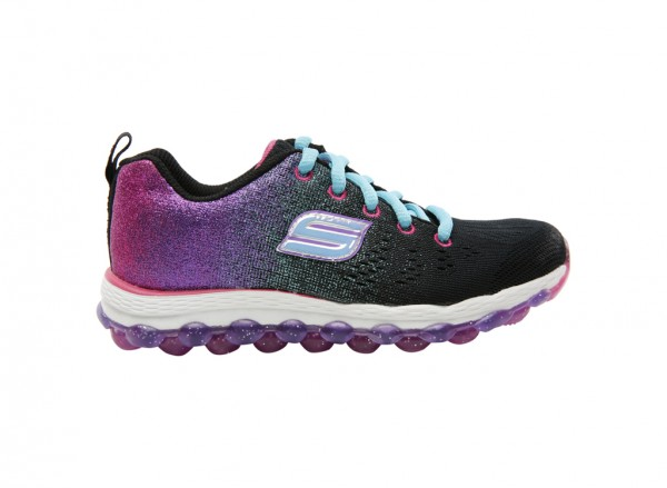 SKECH AIR ULTRA-GLITTERBEAM 80035L-BKMT