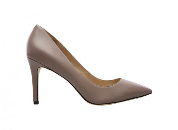 V-Carola Tawny Mid Heel