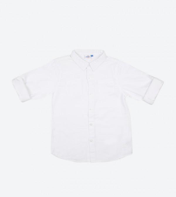 W16KBCS02-WHITE