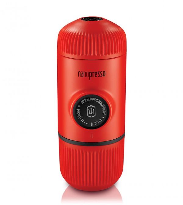 Wacaco - Nanopresso - Lava Red + Case