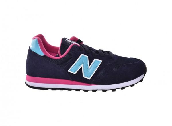 373 Navy Sneakers