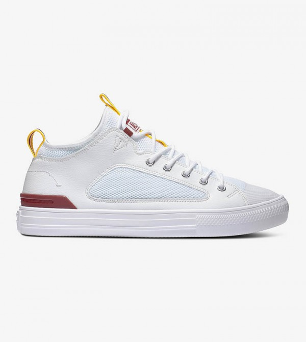 Ctas Ultra Ox Low Top Sneakers - White